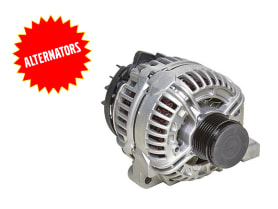 Volvo Genuine Alternators