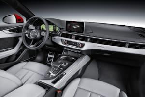 The Allnew Audi A Saloon And Avant - New audi a4