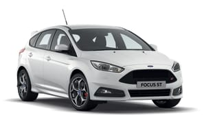 Ford Focus St Front