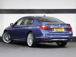 Alpina Car Of The Month Sytner Group Limited