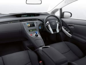 New Toyota Prius 7 Seater Midlands Lancashire Yorkshire