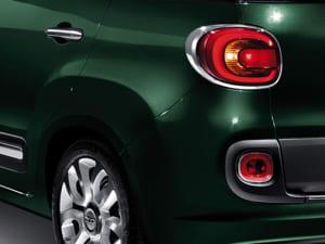 fiat 500l interior automatic. new fiat 500l mpw exterior rear 500l interior automatic