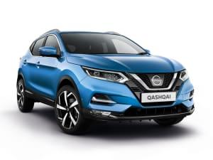 Nissan Qashqai Motability Offer | Westover Nissan