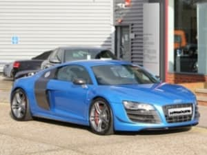 ... Of This R8 GT Couldnu0027t Be Happier With Their New Car. We Think Youu0027ll  Agree That It Looks Exceptionally Impressive In A Striking Kingfisher Blue  Finish.