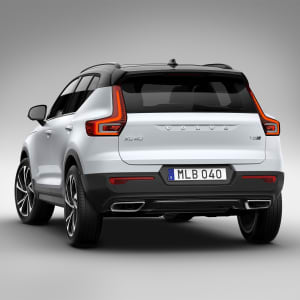 New Volvo XC40   Coventry & Hinckley   TMS Volvo