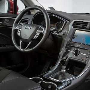 Ford Mondeo Saloon Interior