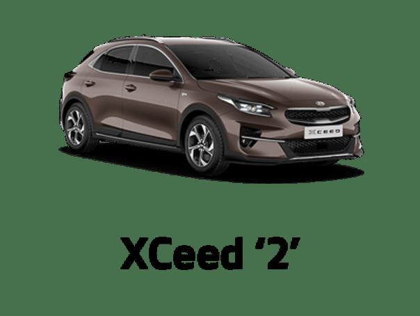 All New Kia Xceed Compact Crossover Chorley Group Kia