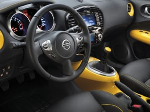 New Nissan Juke Interior From Specialist Cars Part Of The John Clark Motor Group