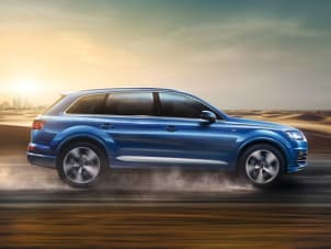 Q Contract Hire Aberdeen Dundee Audi - Audi q7 contract hire