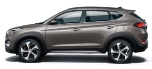 New Hyundai Tucson Smiths Peterborough