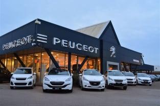 Peugeot Dealers | Across The UK | Marshall Peugeot
