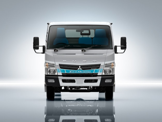 New FUSO Canter | Hertfordshire, Essex, Suffolk & Norfolk
