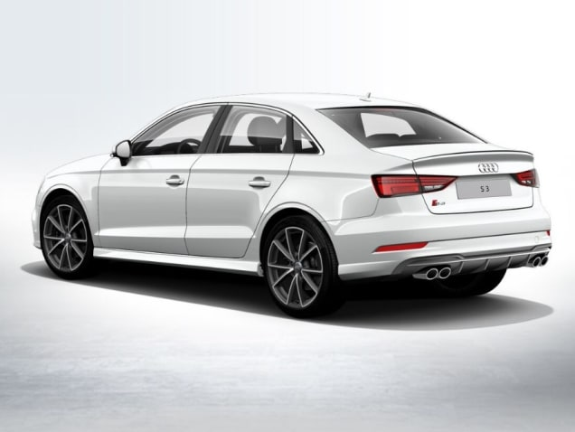 New Audi S3 Saloon For Sale Flexible Finance Available Swansway Audi