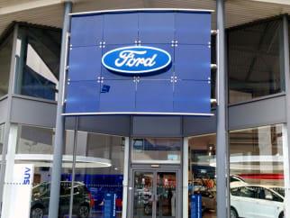 Ford Dealers South Of England Midlands Allen Ford - Nearest ford dealership