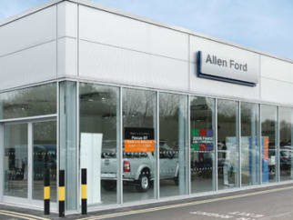Ford Commercial Vehicles Allen Ford - Ford dealerships