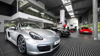 Porsche Dealership in Colchester | Official Dealers