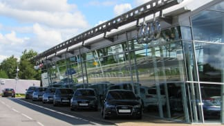 Approved Audi Dealership in Warrington | Official Dealers