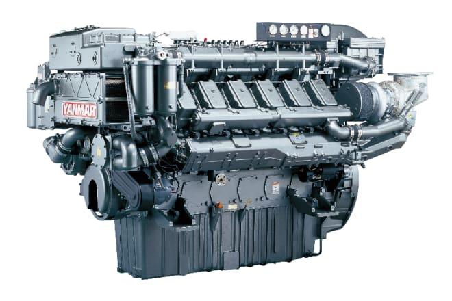 Yanmar Diesel Engines | Al-Futtaim FAMCO UAE