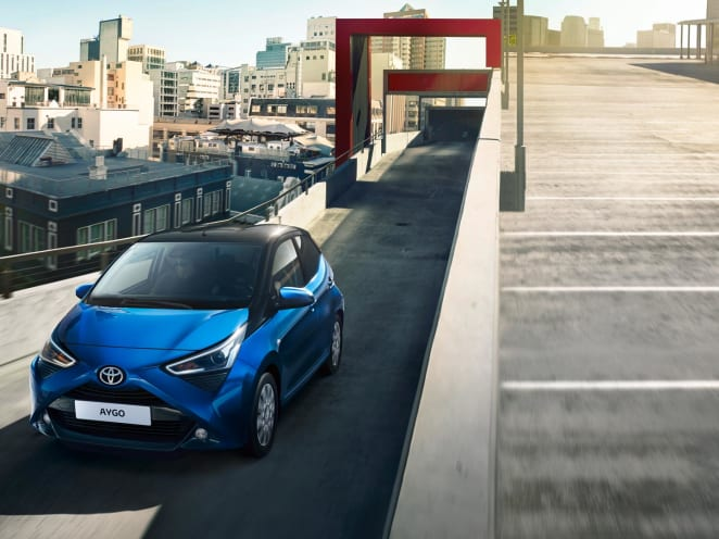 New & Used Toyotas in Northern Ireland | Toyota Dealers NI