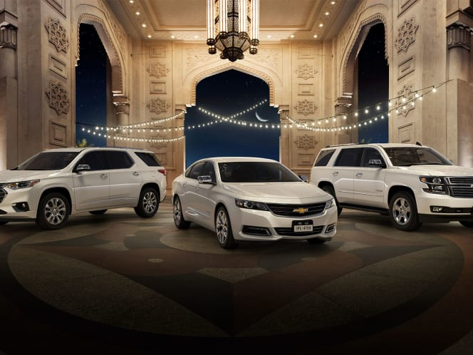 Chevrolet Dealer   Abu Dhabi & AL Ain   Bin Hamoodah Auto