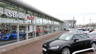 Stirling Audi