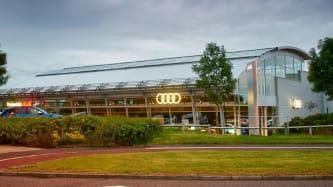 Teesside Audi