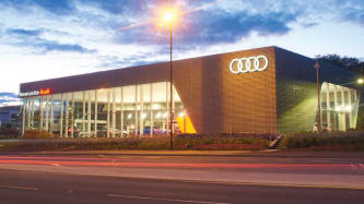 Newcastle Audi