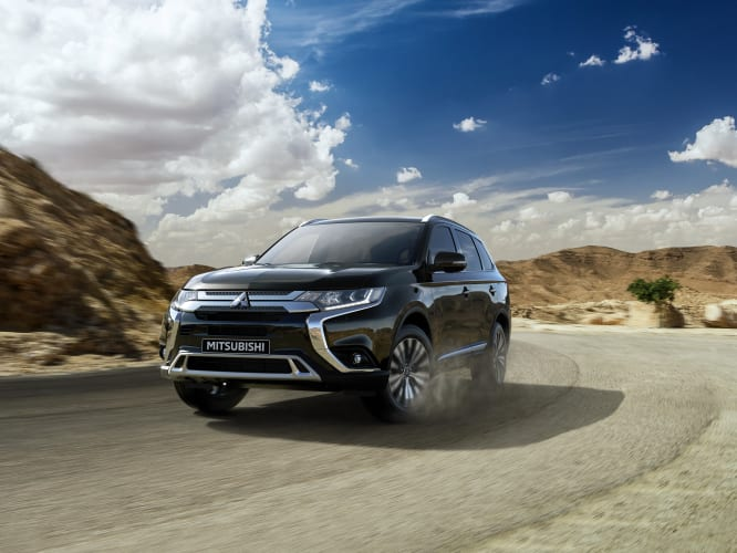 Mitsubishi Dealers | Northern Ireland | Donnelly