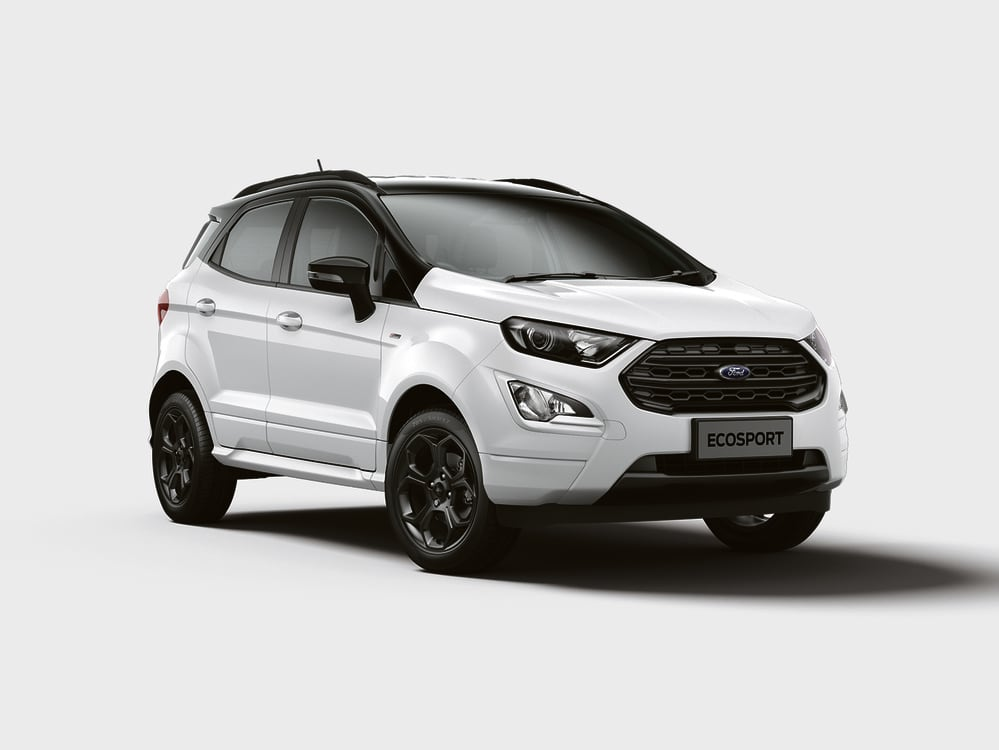 New Ecosport From