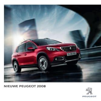 Brochure Peugeot 2008