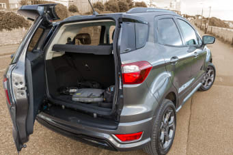 New Ford Ecosport Easy Loading Boot