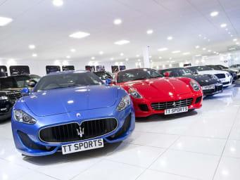 Prestige Car Dealer Derby Tt Sports Prestige