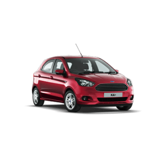 Ford Ka Explore Vehicle