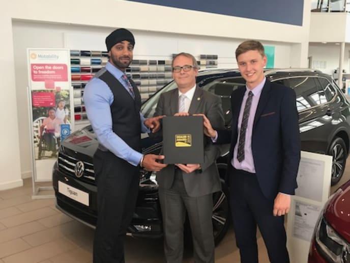 Volkswagen Dealership Birmingham West Midlands Johnsons Volkswagen