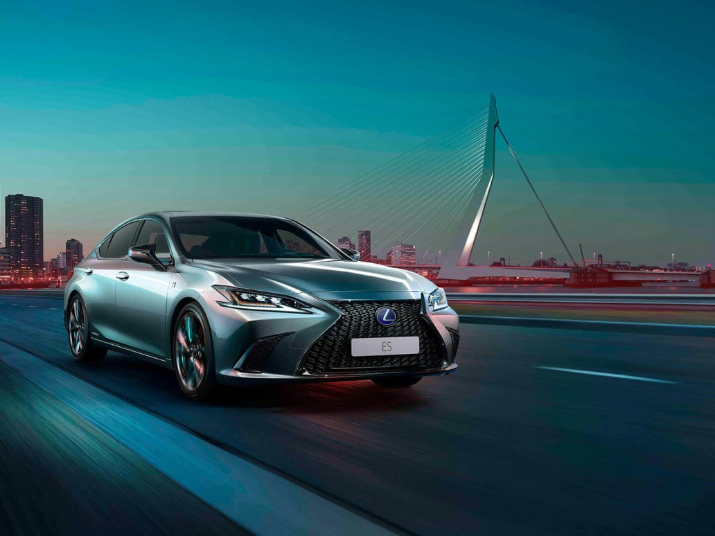 Johnsons lexus liverpool