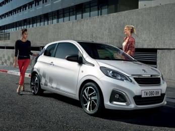 Peugeot 108 | Nefkens Peugeot