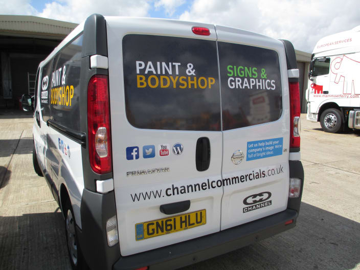 Our In House Design Team Will Be Happy To Discuss Your Requirements Whether You Are Looking For Traditional Lettering Or A Digital Print