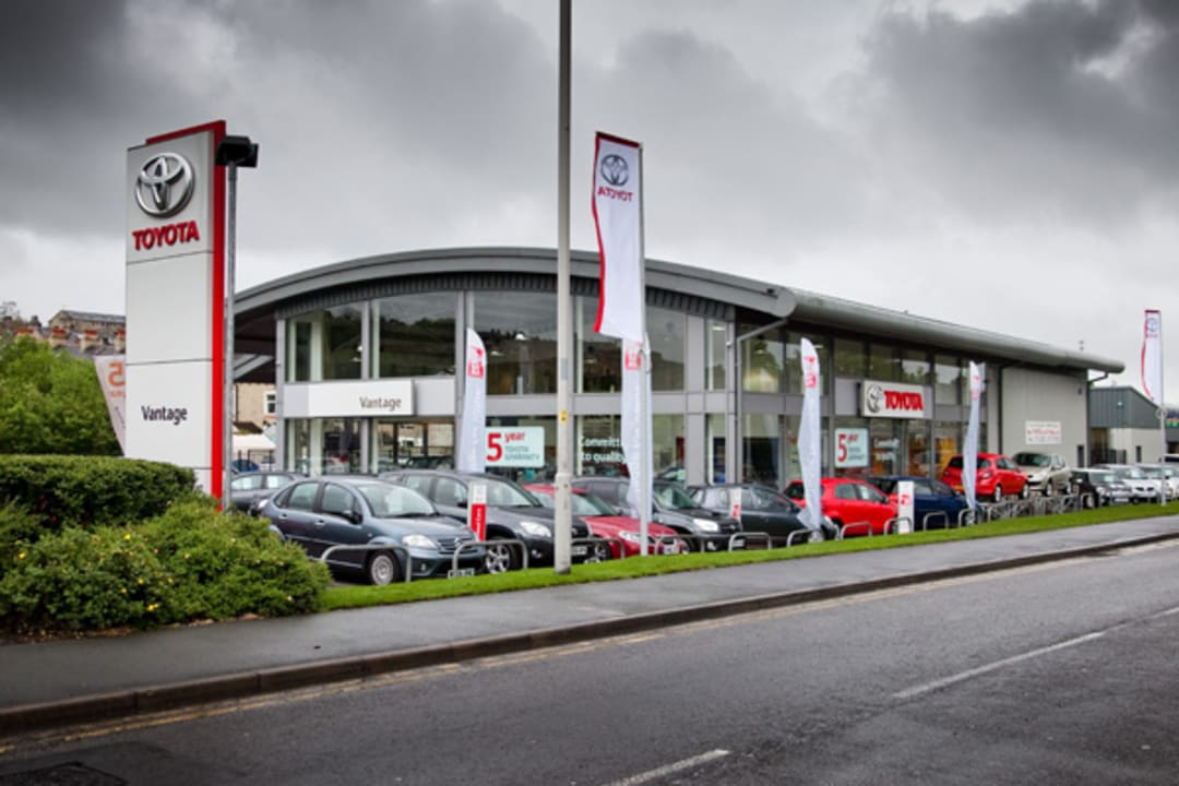 Contact Us In Colne Vantage Toyota