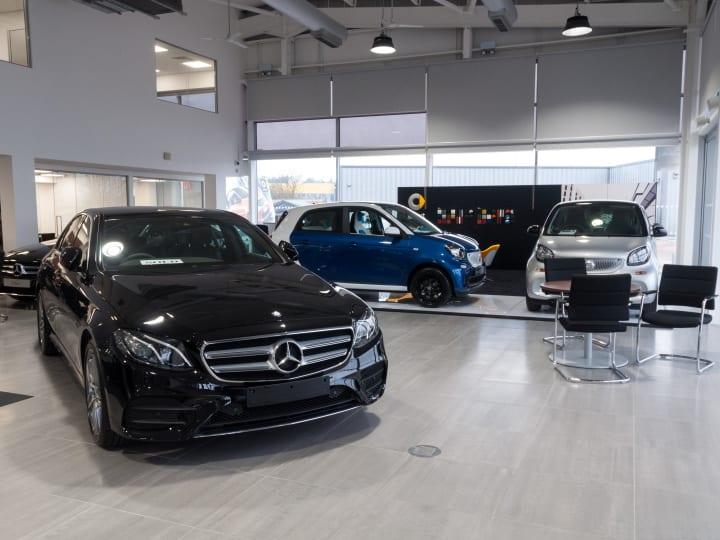 Mercedes Benz Dealership >> Approved Mercedes Benz Dealership In West Thurrock Official Dealers