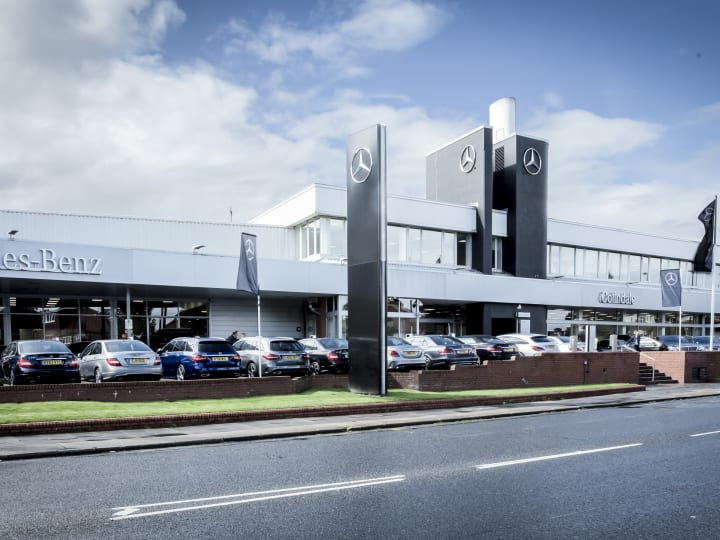Contact Us In Colindale Mercedes Benz Retail Group