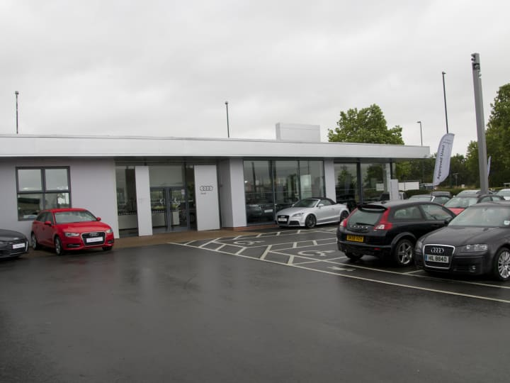Approved Audi Dealership in Shrewsbury   Official Dealers
