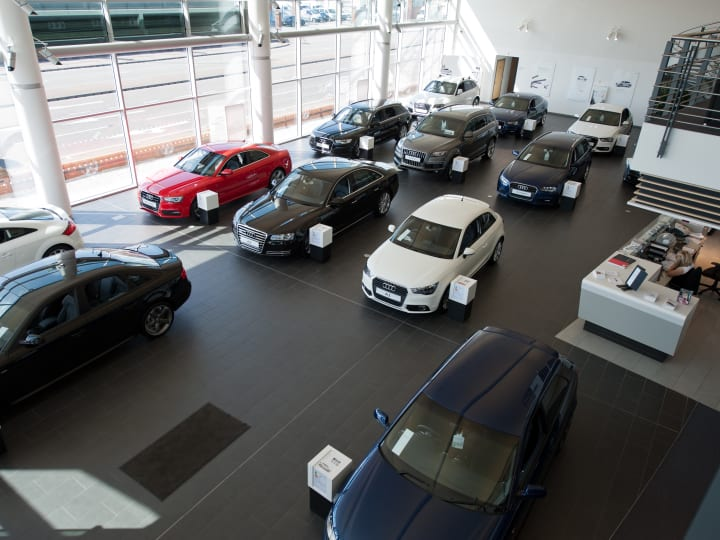 Approved Audi Dealership In Liverpool Official Dealers