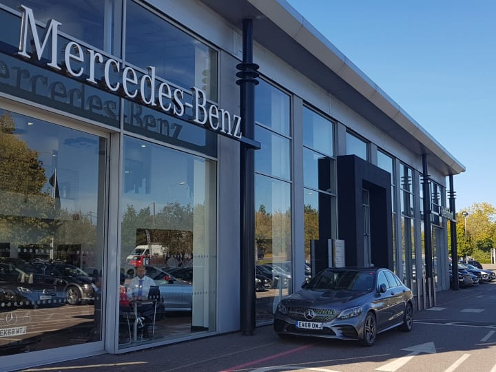 Approved Mercedes Benz Dealership In Chelmsford Official