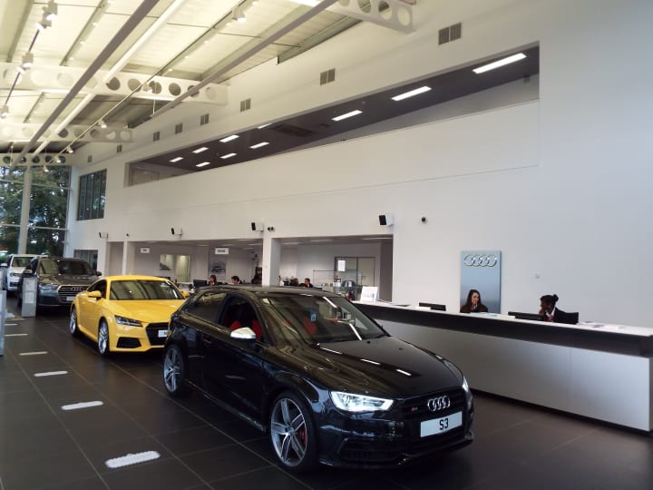 Approved Audi Dealership in Hitchin | Official Dealers