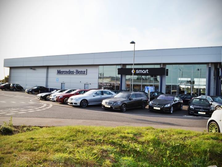 smart Dealership in Ipswich | Official Dealers