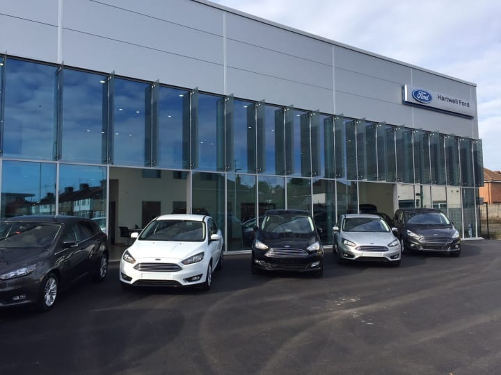 Contact Us In Watford Hartwell Ford