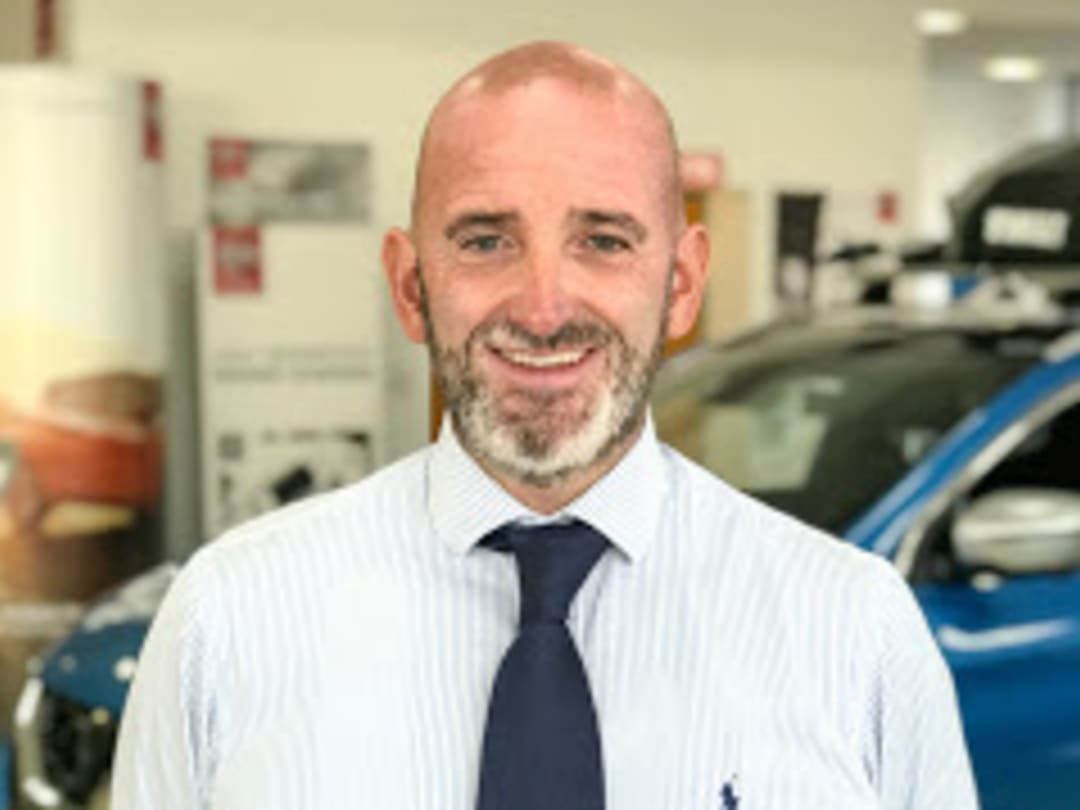 Andrew Mountford, After Sales Manager, W R Davies Nissan, Telford