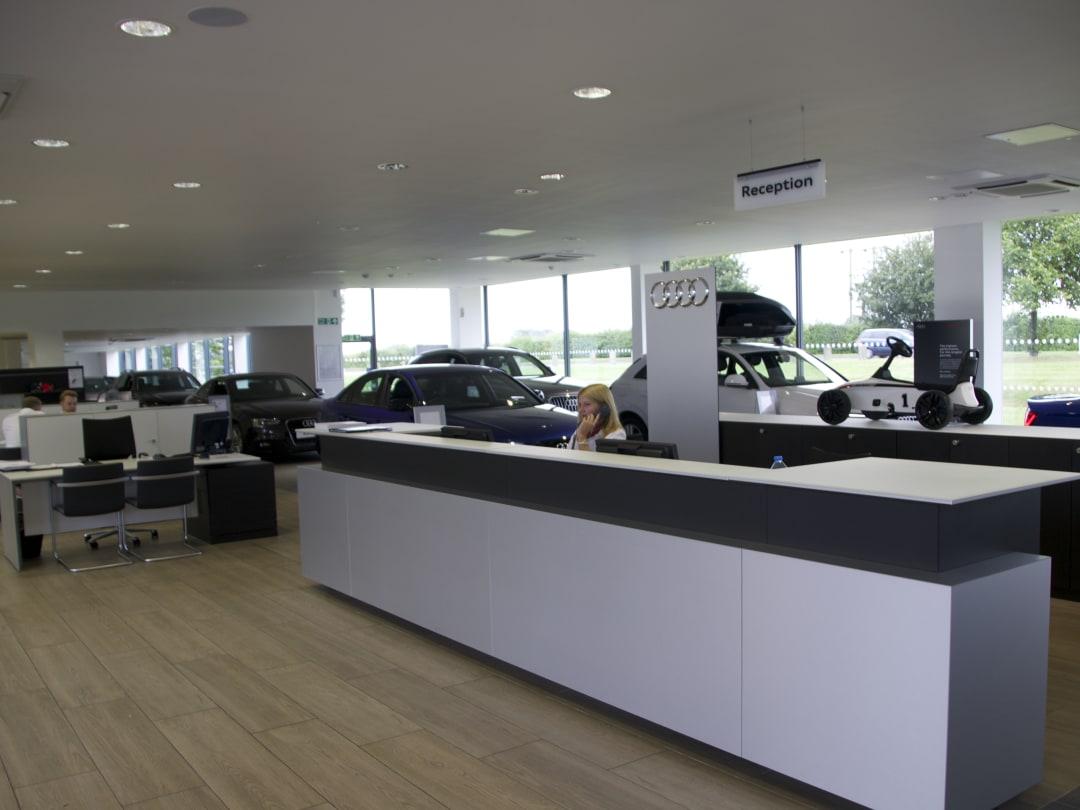 Approved Audi Dealership In Shrewsbury Official Dealers - Audi shrewsbury