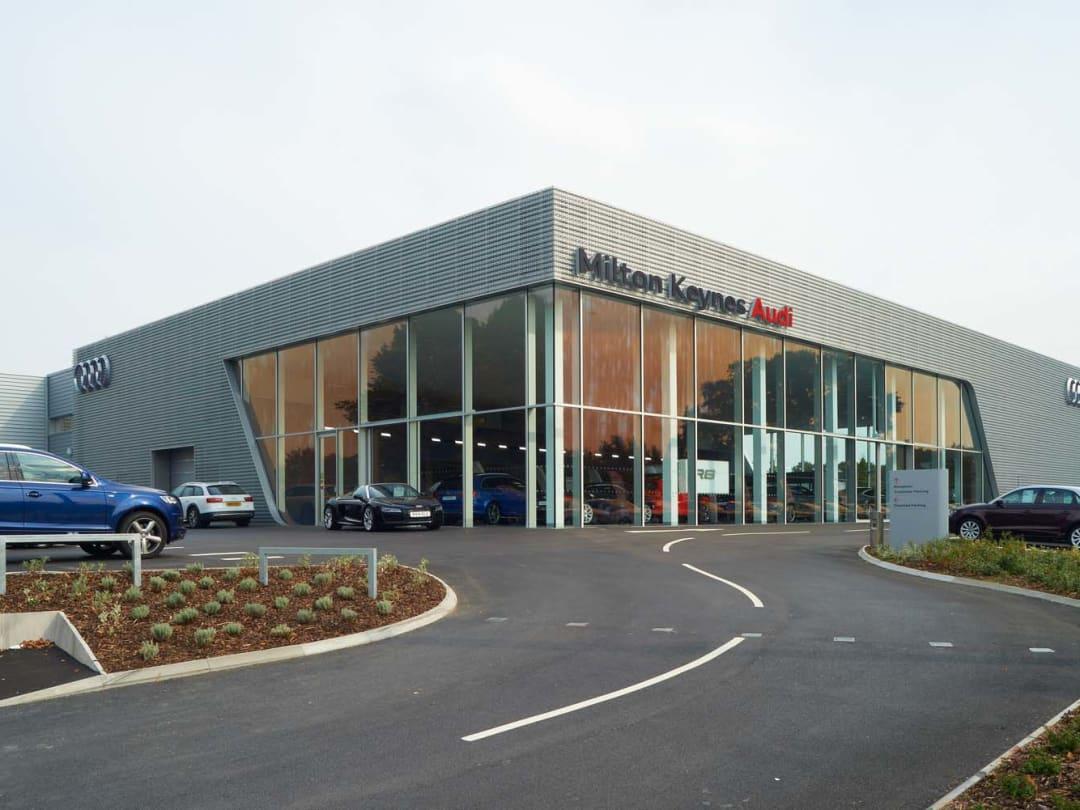 Approved Audi Dealership In Milton Keynes Official Dealers - Audi of bedford used cars