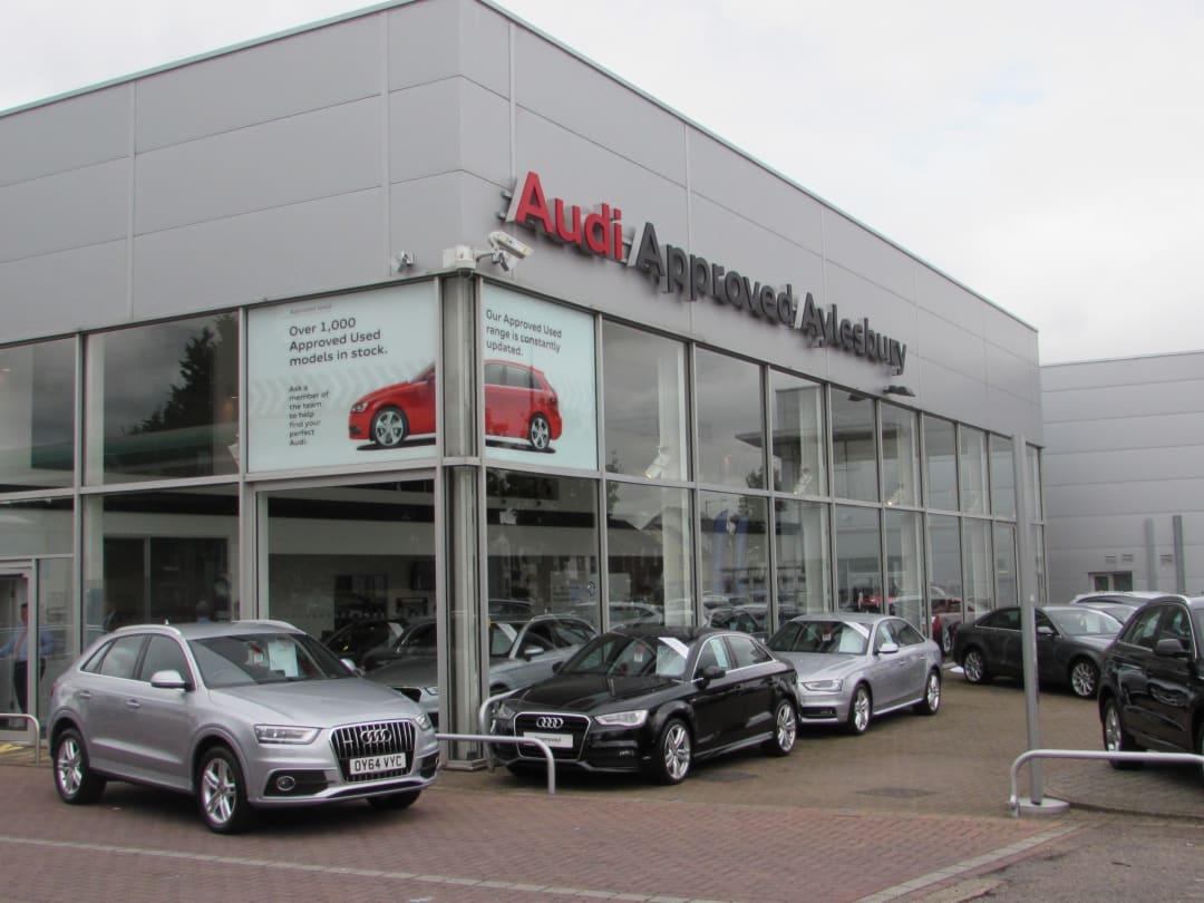 Approved Audi Dealership In Aylesbury Official Dealers - Audi car dealership